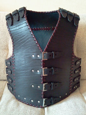 Купить байкерский жилет броня